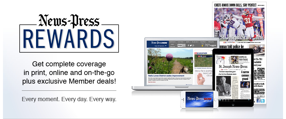 News-Press REWARDS | Get complete coverage in print, online, and on-the-go plus exclusive member deals! Every moment. Every day. Every way.